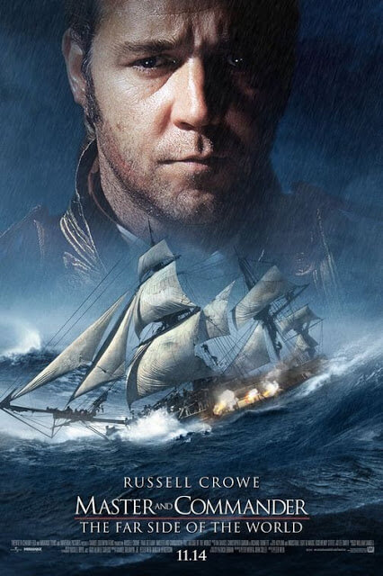 Master and Commander: Al otro lado del mundo (Peter Weir, 2003)
