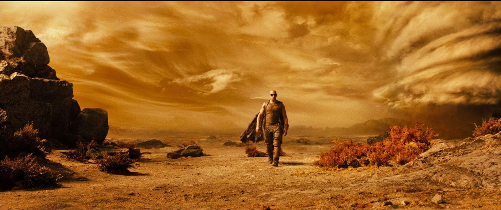 Riddick Trilogía (David Twohy, 2000, 2004, 2013)