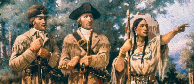 La expedición de Lewis & Clark en el cine