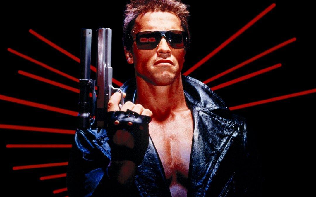 Personajes de ficción: Terminator. Por Xavi Serrano