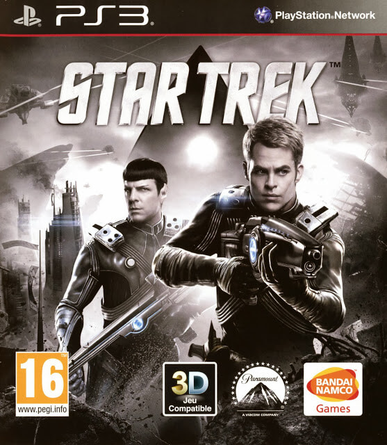 Star Trek (Digital Extremes, 2013)