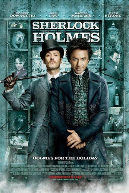 Sherlock Holmes (Guy Ritchie, 2009)