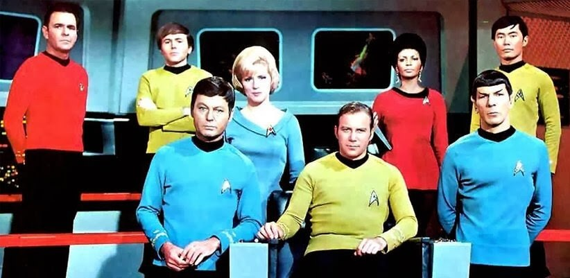 Star Trek: The Originals Series (NBC, 1966-1991)
