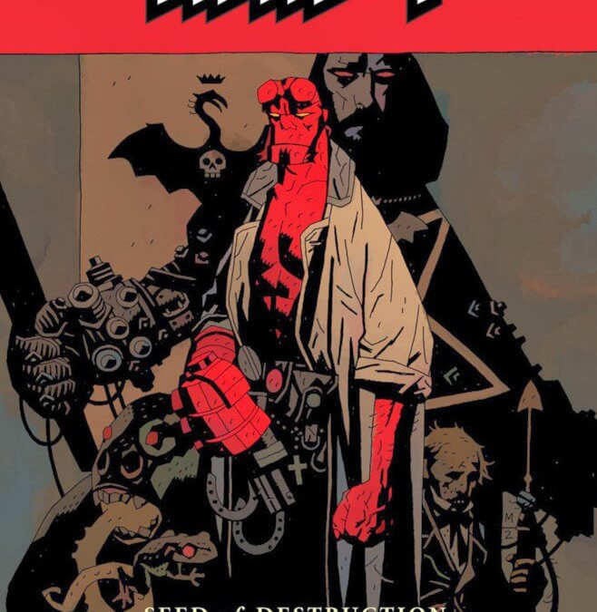 Hellboy (Mike Mignola, 1994-2001)