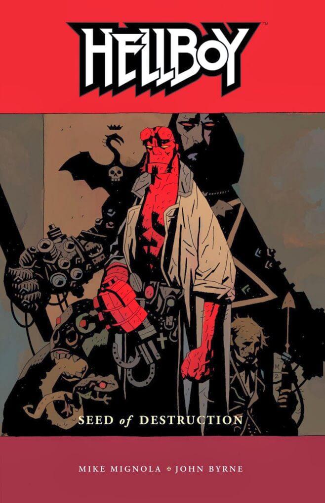 Hellboy (Mike Mignola, 1994-2001)