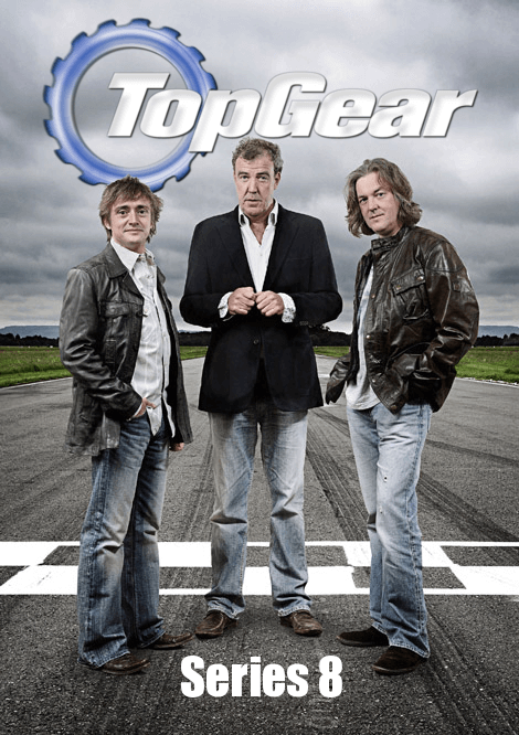 Top Gear Series 08 (BBC Two, 2006)