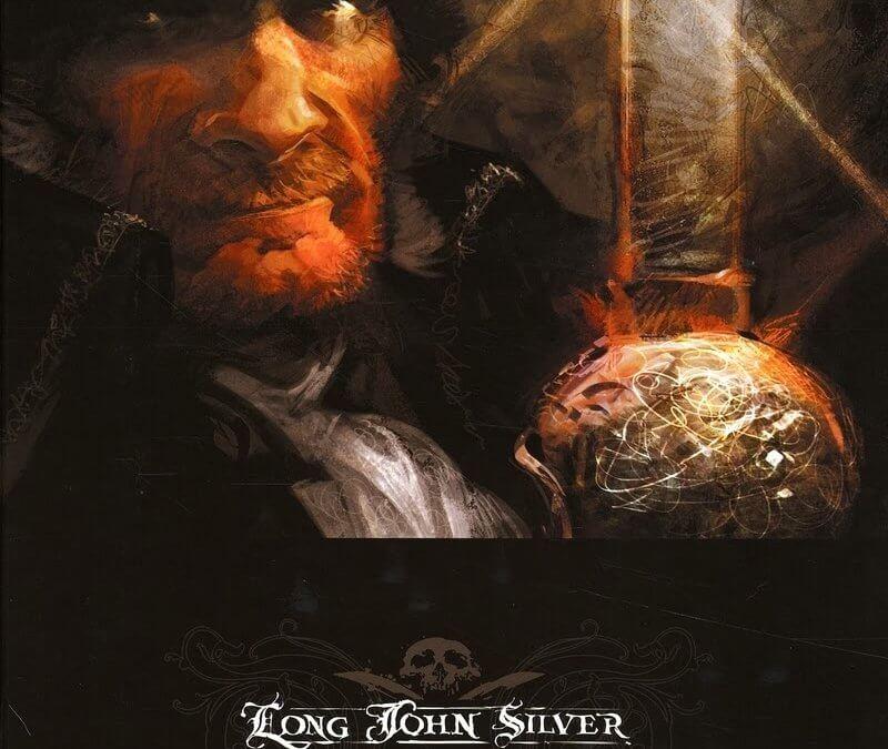 Long John Silver (Xavier Dorison & Mathieu Lauffray, 2007-2013)