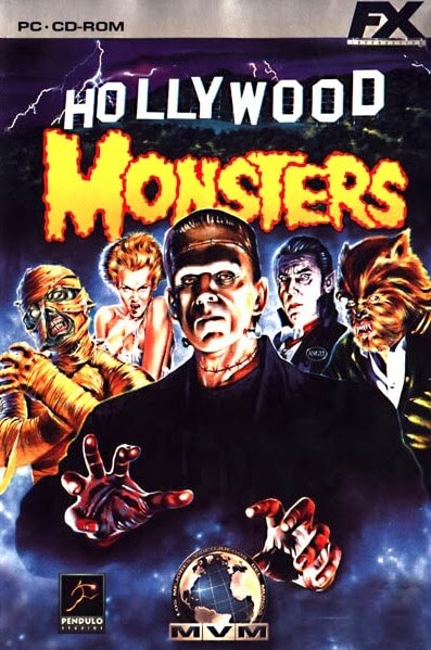 Hollywood Monsters (Pendulo Studios, 1997, 2011)