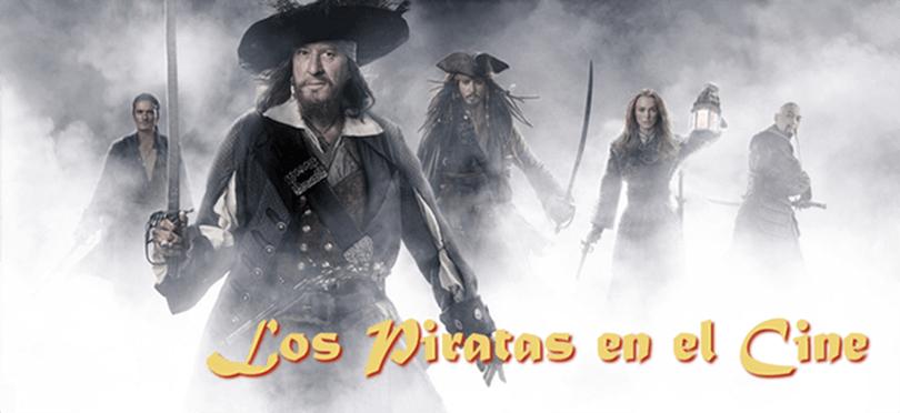 Los Piratas en el Cine (III): Los 3 piratas: Long John Silver, The Crimson Pirate y Jack Sparrow