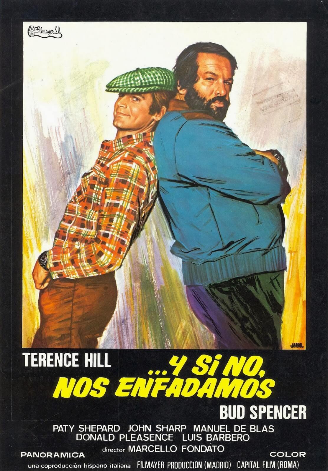 Y si no, nos enfadamos (Marcello Fondato, 1974)
