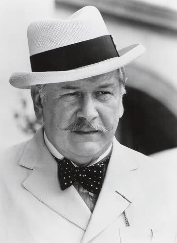 Peter Ustinov, el Poirot que no pudo reinar