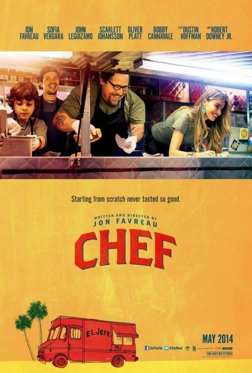 Chef (Jon Favreau, 2014)