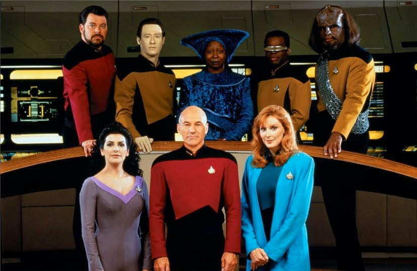 Star Trek: The Next Generation (Paramount, 1987-2002)