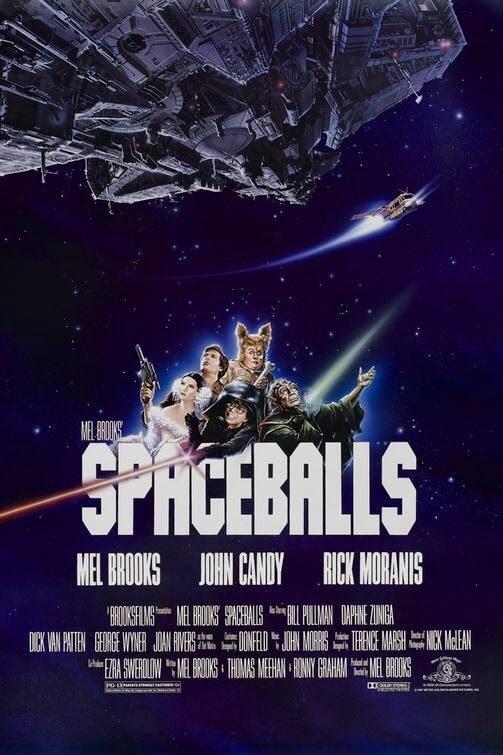 La loca historia de las galaxias (Mel Brooks, 1987)