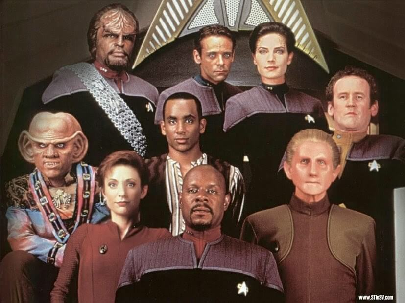 Star Trek: Deep Space Nine (UPN, 1993-1999)