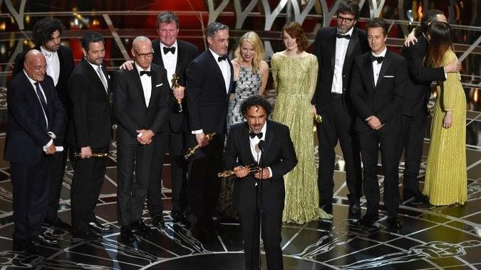 Oscars 2015: Resultados