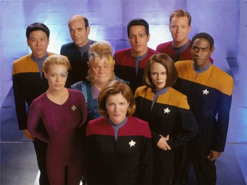 Star Trek: Voyager (UPN, 1995-2001)