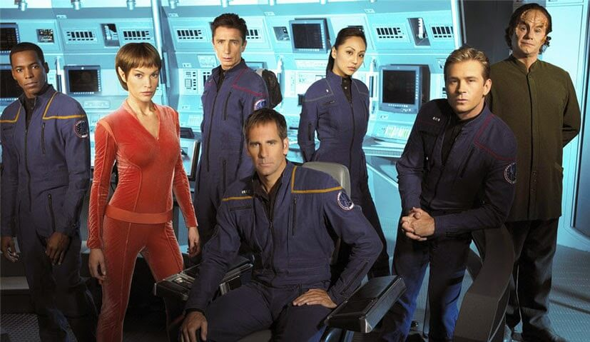 Star Trek: Enterprise (UPN, 2001-2005)