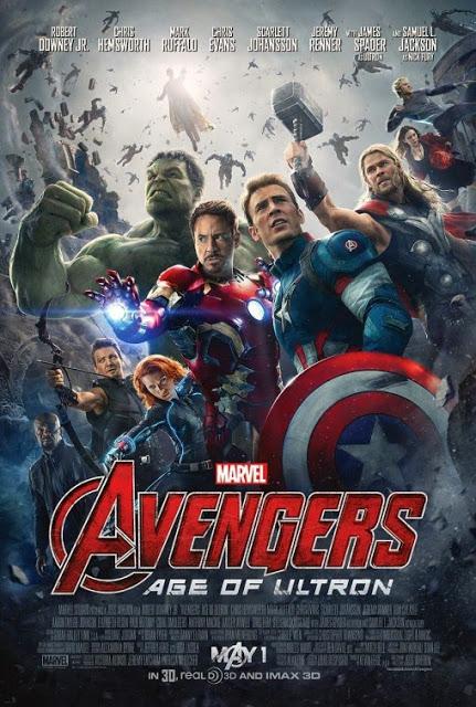 Vengadores: La era de Ultrón (Joss Whedon, 2015)