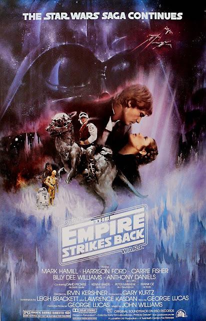 Star Wars. Episodio V: El Imperio contraataca (Irvin Kershner, 1980)