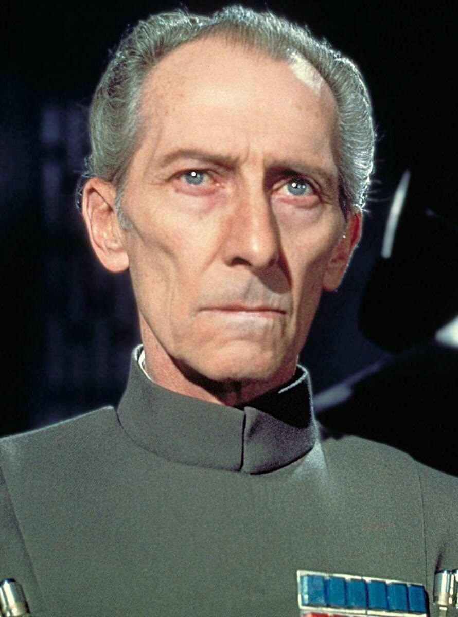 Star Wars. Personajes: Gobernador Tarkin