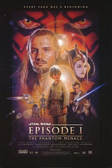 Star Wars. Episodio I: La Amenaza Fantasma (George Lucas, 1999)