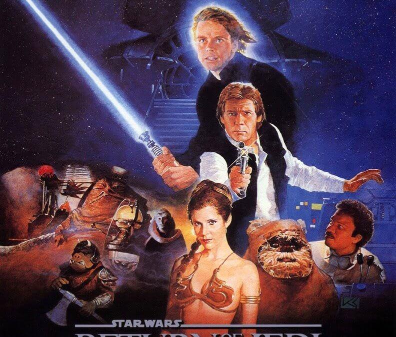 Star Wars. Episodio VI: El retorno del Jedi (Richard Marquand, 1983)