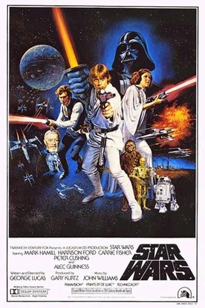 Star Wars. Episodio IV: Una nueva esperanza (George Lucas, 1977)