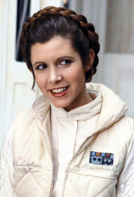Star Wars. Personajes: Leia Organa