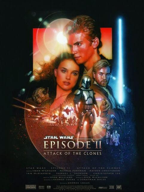 Star Wars. Episodio II: El Ataque de los Clones (George Lucas, 2002)