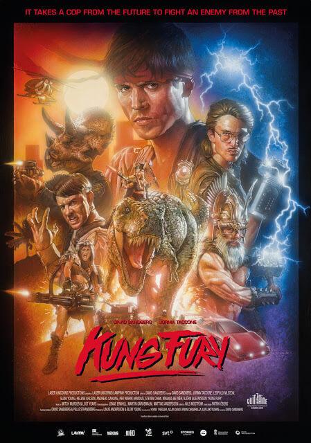 Kung Fury (David Sandberg, 2015)