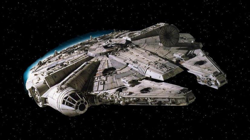 Star Wars. Naves: El Halcón Milenario