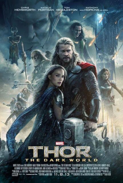 Thor: El mundo oscuro (Alan Taylor, 2013)