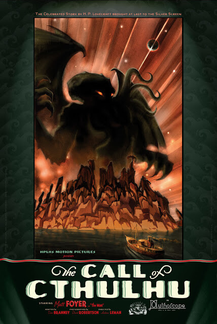 The Call of Cthulhu (Andrew Leman, 2005)