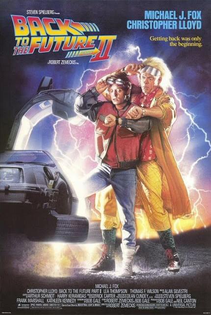 Regreso al futuro II (Robert Zemeckis, 1989)