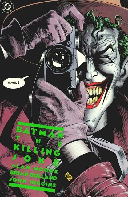 Batman: La broma asesina (Alan Moore, Brian Bolland & John Higgins, 1988)