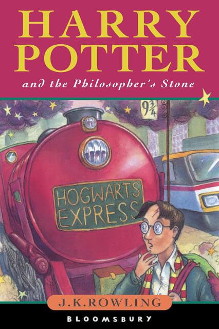 Harry Potter y la piedra filosofal (J. K. Rowling, 1997)