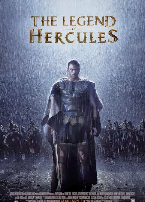 Hércules: El origen de la leyenda (Renny Harlin, 2014)