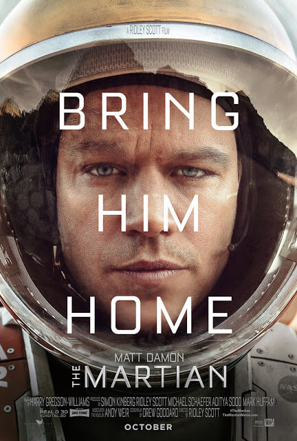 The Martian (Ridley Scott, 2015)