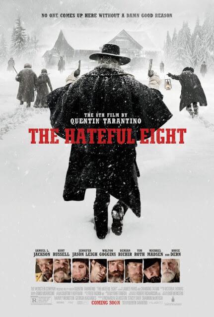 Los odiosos ocho (Quentin Tarantino, 2016)