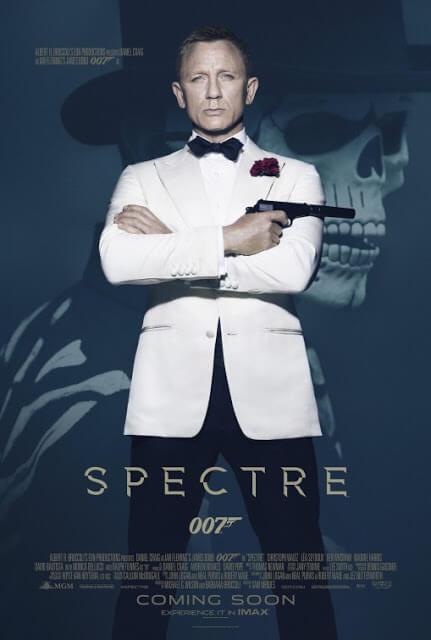 Spectre (Sam Mendes, 2015)
