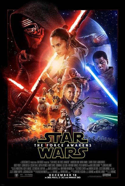 Star Wars. Episodio VII: El despertar de la fuerza (J. J. Abrams, 2015)