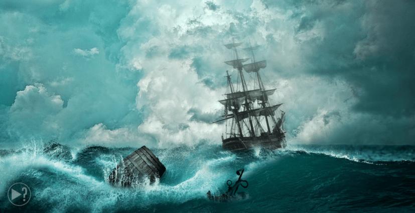El terror del mar