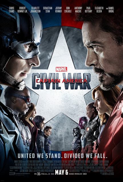 Capitán América: Civil War (Anthony Russo, Joe Russo, 2016)