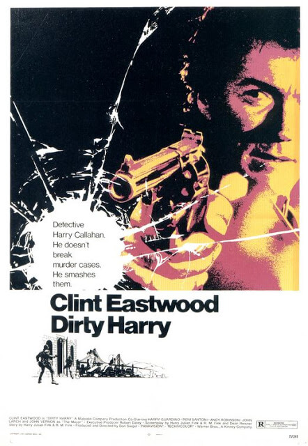 Harry, el sucio (Don Siegel, 1971)