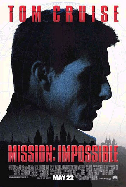 Mission: Impossible (Brian De Palma, 1996)