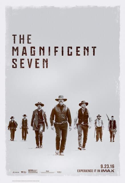 Los siete magníficos (Antoine Fuqua, 2016)