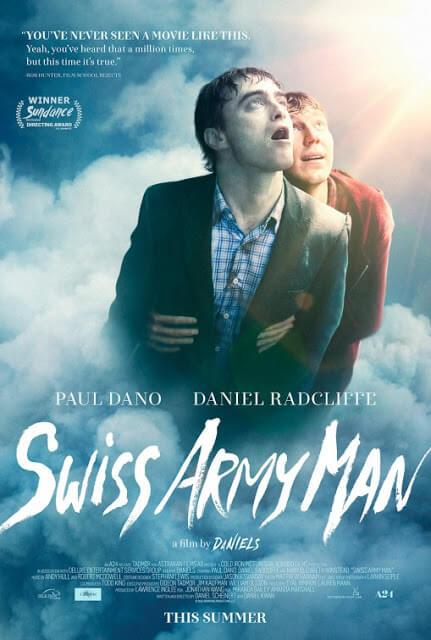 Swiss Army Man (Dan Kwan, Daniel Scheinert, 2016)