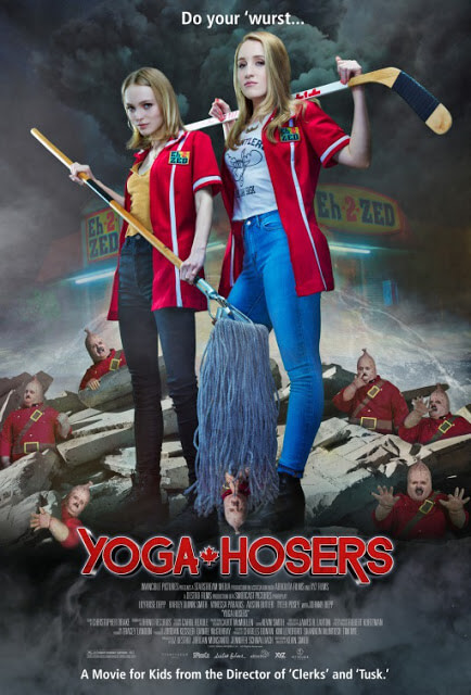Yoga Hosers (Kevin Smith, 2016)