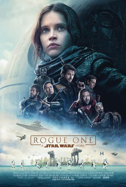 Rogue One (Gareth Edwards, 2016)